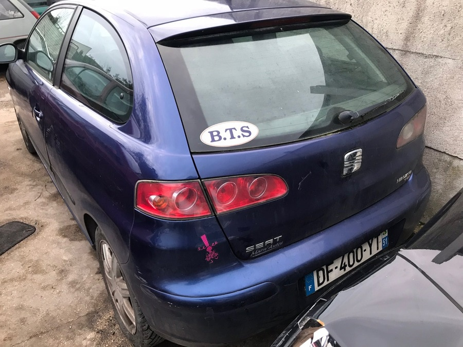 Seat Ibiza 3 phase 2 1.9 TDI 130cv