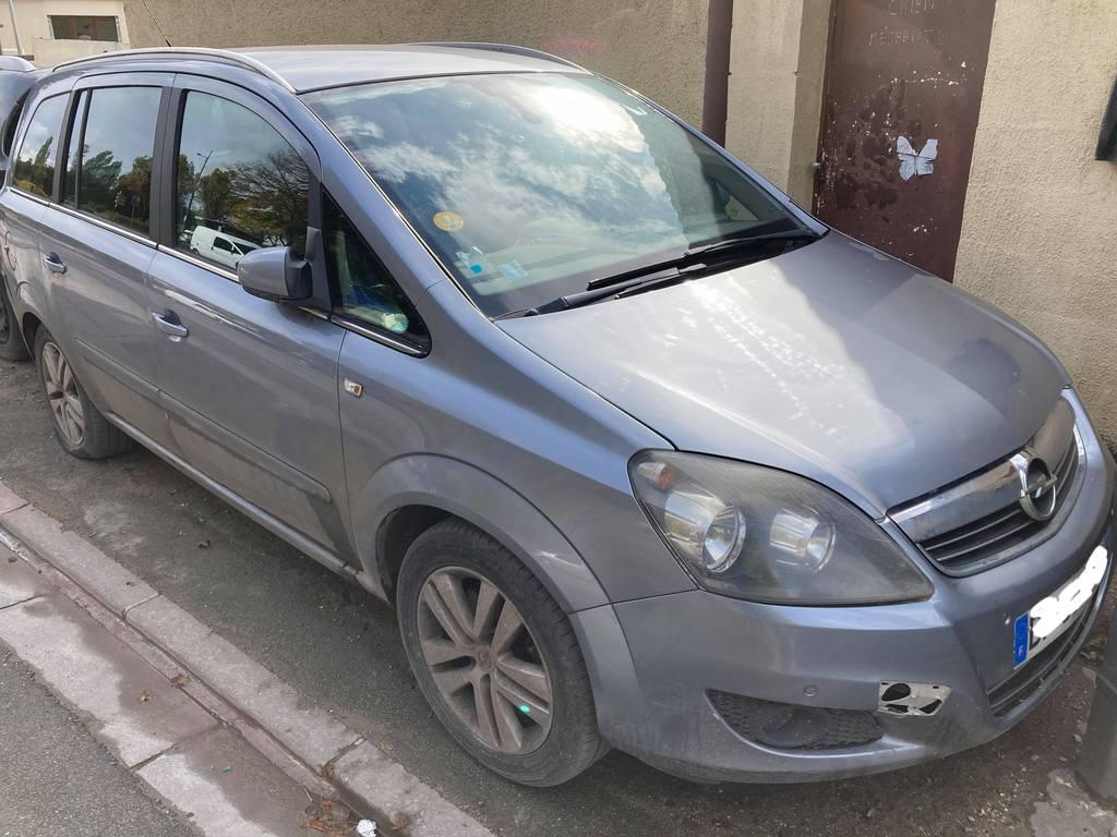 Opel Zafira B Phase 2 1.9 CDTI 120 cv